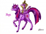 2012 cutie_mark dragon duo equine female feral friendship_is_magic greyscalerainbow hooves horn male mammal my_little_pony plain_background realistic scalie smile spike_(mlp) twilight_sparkle_(mlp) unicorn white_background  Rating: Safe Score: 6 User: Sods Date: November 29, 2012""