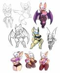 anthro bat big_breasts bigdad breasts cleavage clothed clothing female gem hair huge_breasts jewelry looking_at_viewer mammal navel plain_background rouge_the_bat sketch smile sonic_(series) thick_thighs video_games wide_hips wings   Rating: Safe  Score: 13  User: WhiteWhiskey  Date: April 11, 2015