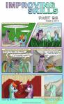 2016 absurd_res bcrich40 comic dialogue english_text equine friendship_is_magic hi_res horn hungover lyra_heartstrings_(mlp) mammal my_little_pony nailgun paint painting pegasus rainbow_dash_(mlp) text twilight_sparkle_(mlp) unicorn wings  Rating: Safe Score: 5 User: 2DUK Date: January 15, 2016