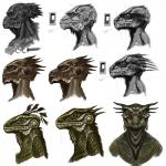 absurd_res annotations argonian bust concept_art hi_res horn scales scalie simple_background sketch the_elder_scrolls the_elder_scrolls_v:_skyrim video_games   Rating: Safe  Score: 1  User: Maraxxus  Date: March 07, 2014