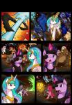 2014 apple_bloom_(mlp) battle earth_pony equine female feral fight friendship_is_magic group horn horse mammal my_little_pony nightmare_moon_(mlp) pegasus pony princess_celestia_(mlp) princess_luna_(mlp) rainbow_dash_(mlp) scootaloo_(mlp) sweetie_belle_(mlp) unicorn vavacung winged_unicorn wings   Rating: Safe  Score: 4  User: Robinebra  Date: September 21, 2014