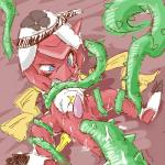anal bdsm bondage bound chibi digimon furukara male penetration penis scarf shoutmon sketch solo tears tentacles vines xros_wars   Rating: Explicit  Score: 3  User: Zest  Date: July 23, 2014
