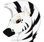 2014 akanisen anthro equine fur hair jewelry male mammal stripes zebra zebraking   Rating: Safe  Score: 0  User: Akanisen  Date: November 04, 2014