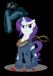 2012 absurd_res alpha_channel blood blue_eyes clothed clothing cutie_mark equine female feral friendship_is_magic fur gun hair hi_res horn magic mammal my_little_pony plain_background purple_hair ranged_weapon rarity_(mlp) scarf shells shotgun simple_background solo toonlancer torn_clothing transparent_background unicorn weapon white_fur   Rating: Safe  Score: 1  User: Rainbow_Dash  Date: July 16, 2012