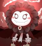 alfa995 animated blush brooch eyelashes fangs female flora_fauna flower freckles plant plants_vs_zombies smile solo sunflower vampire white_eyes  Rating: Safe Score: 8 User: ROTHY Date: February 05, 2016