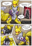 anthro blush breasts canine comic costume digimon dildo female fox fur mammal masturbation nipples penetration pussy red_eyes renamon rubber s'zira s-nina sex_toy solo vaginal vaginal_penetration white_fur yellow_fur   Rating: Explicit  Score: 21  User: wolfman  Date: April 21, 2012