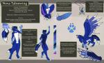 2015 all_fours avian balls ballsac beak canine claws demgriff digitigrade feathered_crest feathered_wings feathers feral flying gryphon herm hybrid intersex knot maleherm mammal model_sheet nova nova_talonwing paws penis pussy solo talons teasing whitefeathers wings   Rating: Explicit  Score: 7  User: NovaGriff  Date: February 19, 2015