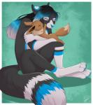 affection ambiguous_gender anthro canine cute delilittle digital_media_(artwork) duo eevee eyes_closed fox hug licking mammal neck_ruff nintendo nude pet pokémon solo_focus tongue tongue_out trixies-wish video_games  Rating: Safe Score: 11 User: misternice Date: September 08, 2015
