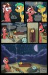 campfire coffee comic donkey equine friendship_is_magic heads_and_tails horn horse mammal my_little_pony night original_character pony sleeping_bag smudge_proof snails_(mlp) snips_(mlp) tails_(mlp) unicorn   Rating: Safe  Score: 4  User: Smudge_Proof  Date: January 08, 2014