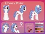 2013 blue_fur blue_hair brown_eyes cherry cherry_rosa cutie_mark earth_pony english_text equine fan_character female feral food fruit fur hair horse mammal model_sheet multicolored_hair my_little_pony nude open_mouth pony red_background signature simple_background smile solo text tongue touchofsnow two_tone_hair white_fur  Rating: Safe Score: 0 User: GameManiac Date: February 11, 2016