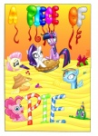applejack_(mlp) candy color comic cover cover_page cowboy_hat english_text equine female feral fluttershy_(mlp) friendship_is_magic gift group gummy_(mlp) hair hat horn horse lollipop long_hair mammal mohawkrex multicolored_hair my_little_pony pegasus pinata pinkie_pie_(mlp) pony purple_hair rainbow_dash_(mlp) rainbow_hair rarity_(mlp) reptile scalie text twilight_sparkle_(mlp) unicorn wings   Rating: Safe  Score: 4  User: Falord  Date: August 28, 2012