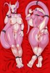 anthro anus big_ears breasts butt collar dakimakura_design female hand_on_butt javkiller lipstick looking_at_viewer makeup mascara nipples pussy smile solo spreading thick_thighs tongue tongue_out unknown_species voluptuous wide_hipsRating: ExplicitScore: 71User: Cat-in-FlightDate: December 08, 2017
