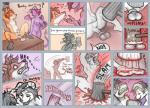 anthro ballbusting balls blood bound breasts canine castration cock_and_ball_torture d_kenmason demon english_text erection female fox genital_mutilation genital_trauma hair hammer hell horn humanoid_penis lenexwants long_hair male mammal membranous_wings nude onomatopoeia ouch pain penis red_fox saliva screaming sound_effects text tongue tools torture wingsRating: ExplicitScore: 3User: KenmasonnnnDate: February 26, 2017