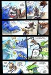 beedrill comic english_text male mammal nidoqueen nintendo pokémon qlock sandslash snorlax text victreebel video_games  Rating: Questionable Score: 0 User: silentkiddo Date: February 21, 2015