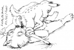 2005 69 anthro anthro_on_feral anus bestiality butt canine cervine cub cunnilingus david_siegl deer duo eyes_closed fellatio female feral fox interspecies lying male mammal monochrome on_back oral penis predator/prey_relations pussy raised_tail sex tongue tongue_out vaginal young  Rating: Explicit Score: 4 User: Kotie Date: September 10, 2015