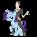 2012 alpha_channel borderlands borderlands_2 butt_stallion clothed clothing crystal_pony_(mlp) diamond duo equine female feral friendship_is_magic green_eyes gun hair handsome_jack horn human male mammal my_little_pony parody pixelkitties plain_background purple_hair ranged_weapon rarity_(mlp) transparent_background unicorn weapon   Rating: Safe  Score: 13  User: Nogohoho  Date: September 27, 2012