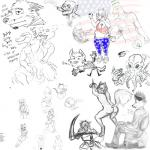 alligator anthro arthropod boogz bulge butt canine cat chair cigar clothing cockroach cthulhu cthulhu_mythos drawpile feline female fox fox_mccloud fredryk_phox h.p._lovecraft hands_tied insect jame_faulken katt_monroe kitch_dhogan kremath lizard male mammal nintendo opencanvas penis raised_tail reptile scalie schizowolf scythe smoke speedo star_fox stars_and_stripes swimsuit united_states_of_america video_games weapon wolf yoga_pants zenifox zorrestrella   Rating: Explicit  Score: 2  User: FraidrykPhawx  Date: September 19, 2014