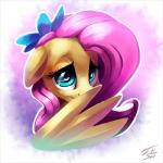 2016 equine feathered_wings feathers female feral fluttershy_(mlp) friendship_is_magic hair long_hair looking_at_viewer mammal my_little_pony pegasus pink_hair solo tsitra360 wings yellow_feathers  Rating: Safe Score: 12 User: lemongrab Date: April 19, 2016
