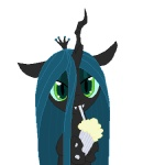 2013 alpha_channel animated blink changeling cute drink drinking equine fangs female feral friendship_is_magic green_eyes green_hair hair holes horn long_hair looking_at_viewer mammal milkshake my_little_pony queen_chrysalis_(mlp) simple_background solo tomdantherock transparent_background  Rating: Safe Score: 19 User: 2DUK Date: February 01, 2013