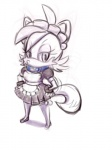 2013 canine female fiona_fox fox freeflyspecter hedgehog maid maid_uniform mammal sega sonic_(series)   Rating: Safe  Score: 1  User: Flyhigher2  Date: June 30, 2013