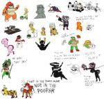 angry anthro big_breasts big_bully big_butt bikini blush bomb bovine bow bowser breasts bully_(mario) buster_beetle butt cattle chain_chomp chargin'_chuck cleavage clothed clothing cloud coconutter crossgender dialogue dry_bones english_text explosives facial_hair female flower football goomba humor koopa lakitu leash li'l_sparky luigi mad_piano male mammal mario mario_bros milde mole mouser musical_instrument mustache nintendo pain piano plant polearm presenting rip_van_fish rocky_wrench scalie sharp_teeth shell sleeping spear spiny swimsuit teeth text thwomp timoteihiv tools tweeter video_games waluigi weapon wiggler wrench   Rating: Questionable  Score: 6  User: ROTHY  Date: January 14, 2014