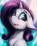 2019 alcor90 equine female feral friendship_is_magic fur hi_res horn mammal my_little_pony open_mouth rarity_(mlp) solo unicorn white_furRating: SafeScore: 7User: lemongrabDate: February 20, 2019