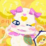 after_sex blush candy_(pretty_cure) cum cum_covered demis edit excessive_cum female japanese_text looking_at_viewer messy one_eye_closed open_mouth pretty_cure silly_face tears text   Rating: Explicit  Score: 0  User: Neitsuke  Date: March 12, 2014