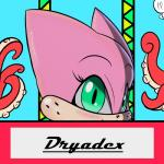 :3 blush cat dryadex déxy feline female fur green_eyes looking_at_viewer mammal pink_fur smile solo tentacles text  Rating: Questionable Score: -5 User: Dryadex Date: August 26, 2015