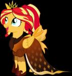 2015 absurd_res alpha_channel equestria_girls equine female feral hi_res horn mammal my_little_pony smile solo sunset_shimmer_(eg) theshadowstone winged_unicorn wings  Rating: Safe Score: 7 User: Robinebra Date: September 11, 2015