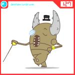 animated arthropod cane classy eyes_closed eyewear feral glass hat humor insect low_res male monocle nintendo pincers pinsir pokémon pokémon_(species) simple_background solo terribly_british top_hat unknown_artist video_games watch white_background