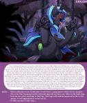 2016 anus changeling duo english_text erection fan_character female feral forced friendship_is_magic male my_little_pony penetration penis pussy rape sex text vaginal vaginal_penetration vavacung  Rating: Explicit Score: 18 User: Robinebra Date: January 11, 2016