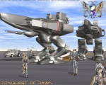 1996 canine car english_text feline gun karabiner mecha mechanical ranged_weapon size_difference text vehicle weapon   Rating: Safe  Score: 0  User: Kitsu~  Date: March 18, 2011