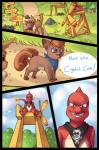 all_fours anthro charmeleon cloud comic drooling eevee female feral grass imminent_rape nintendo open_mouth outside pokémon pokémon_mystery_dungeon rape_face saliva scarf smile tree video_games vulpix zanthu   Rating: Safe  Score: 4  User: UNBERIEVABRE!  Date: June 22, 2014