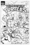 anthro archie_adventure_series black_and_white comic female group male monochrome reptile scalie teenage_mutant_ninja_turtles turtle unknown_artist  Rating: Questionable Score: 0 User: gronclecronkite Date: March 29, 2011