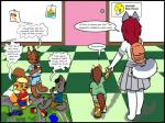 canine comic cub daycare dog english_text equine group hair hand_holding horse husky kammypup kammypup_(artist) mammal ponce red_hair speech_bubble text young  Rating: Safe Score: 0 User: Chikita Date: January 24, 2016