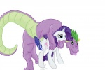2012 after_sex anus blue_eyes cum cum_in_pussy cum_inside dragon dragon_tail duo equine female feral friendship_is_magic green_eyes hair horn interspecies kowalinczi looking_at_viewer male male/female mammal my_little_pony penis plain_background purple_hair pussy rarity_(mlp) scalie sex size_difference spike_(mlp) tears unicorn white_background   Rating: Explicit  Score: 4  User: Sotoco  Date: February 08, 2012
