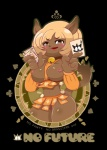 alpha_channel anthro bell blush breasts cat clothed clothing collar ecaflip fangs feline female looking_at_viewer mammal navel open_mouth playing_cards pussy skimpy solo usubbb wakfu  Rating: Explicit Score: 7 User: Neitsuke Date: August 23, 2015