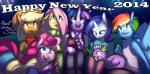 2014 anthro applejack_(mlp) blonde_hair blue_eyes cute dragon english_text equine female fluttershy_(mlp) friendship_is_magic green_eyes group hair horn horse male mammal multicolored_hair my_little_pony pegasus pink_eyes pink_hair pinkie_pie_(mlp) pony purple_eyes purple_hair rainbow_dash_(mlp) rainbow_hair rarity_(mlp) siden smile spike_(mlp) text twilight_sparkle_(mlp) two_tone_hair unicorn wings   Rating: Safe  Score: 17  User: Robinebra  Date: January 01, 2014