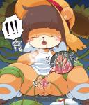 ! anthro bear blush brown_fur brown_hair clitoris crepix cum eyes_closed female fur hair internal kemono mammal open_mouth penetration pussy shocked solo tentacle_sex tentacles young   Rating: Explicit  Score: 0  User: KemonoLover96  Date: May 01, 2015