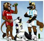 animal_genitalia anthro canine canine_penis clothing dog drink drinking erection feline group humanoid_penis kinky lion male male/male mammal milkyway peeing penis shorts sports truegrave9 urine watersports wet   Rating: Explicit  Score: 12  User: LatexLover  Date: January 25, 2015