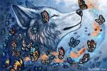 2018 abstract abstract_background ambiguous_gender arthropod black_lips black_nose blue_fur blue_markings blue_wings butterfly canine detailed detailed_fur digital_drawing_(artwork) digital_media_(artwork) ears_back eyes_closed feral flashw flying fur group half-length_portrait inner_ear_fluff insect long_mouth looking_away magic mammal markings multicolored_wings orange_wings portrait rear_view red_wings shadow size_difference smile snout solo_focus two_tone_wings water wave whiskers white_fur wings winter_(pastel-gold) wolfRating: SafeScore: 6User: MillcoreDate: January 08, 2018