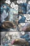 anthro balls big_balls big_penis cock_vore comic cum dialogue english_text erection hyper hyper_penis male male/male mamabliss muscles nipples nude penetration penis text transformation urethral urethral_penetration vore   Rating: Explicit  Score: 5  User: BearCockII  Date: October 28, 2014
