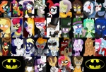 2012 absurd_res apple_bloom_(mlp) applejack_(mlp) avian babs_seed_(mlp) batman batman_(series) blackbewhite2k7 braeburn_(mlp) bulk_biceps_(mlp) changeling chart clothing cranky_doodle_donkey_(mlp) crossover cub cutie_mark_crusaders_(mlp) derpy_hooves_(mlp) diamond_tiara_(mlp) digital_media_(artwork) discord_(mlp) doctor_stable_(mlp) doctor_whooves_(mlp) donkey draconequus dragon equine facial_piercing female feral fluttershy_(mlp) friendship_is_magic garble_(mlp) gilda_(mlp) group gryphon hi_res horn horse iron_will_(mlp) male mammal minotaur my_little_pony nose_piercing nose_ring parody pegasus piercing pinkie_pie_(mlp) pipsqueak_(mlp) pony prince_blueblood_(mlp) princess princess_celestia_(mlp) princess_luna_(mlp) queen_chrysalis_(mlp) rainbow_dash_(mlp) rarity_(mlp) royalty scalie scootaloo_(mlp) screw_loose_(mlp) septum_piercing spike_(mlp) spitfire_(mlp) sweetie_belle_(mlp) trixie_(mlp) twilight_sparkle_(mlp) twist_(mlp) unicorn winged_unicorn wings wonderbolts_(mlp) young zebra zecora_(mlp)   Rating: Safe  Score: 8  User: Blackbewhite2k7  Date: December 23, 2012