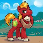 "2015 big_macintosh_(mlp) earth_pony equine feral friendship_is_magic horse karol_pawlinski male mammal my_little_pony pony solo  Rating: Safe Score: 7 User: Robinebra Date: June 16, 2015"""
