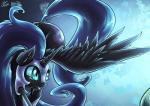 2015 equine female feral friendship_is_magic horn lovelyneckbeard mammal my_little_pony nightmare_moon_(mlp) solo winged_unicorn wings   Rating: Safe  Score: 4  User: Robinebra  Date: March 29, 2015