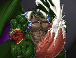 2010 abs anthro belt biceps big_muscles claws clothing cum cumshot dragon excessive_cum fangs hyper hyper_muscles hyper_penis kuroma male muscles orgasm partially_clothed pecs penis sweat vald wings   Rating: Explicit  Score: 6  User: Watchman  Date: March 11, 2015