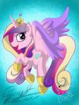 2014 emr0304 equine female feral friendship_is_magic horn mammal my_little_pony princess_cadance_(mlp) solo winged_unicorn wings   Rating: Safe  Score: 10  User: Robinebra  Date: October 04, 2014