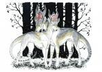 2017 animal_genitalia anisis arne balls black_lips duo female feral forest fur grey_fur hooves male mammal sheath standing tan_fur traditional_media_(artwork) treeRating: ExplicitScore: 5User: MillcoreDate: July 19, 2018