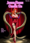 big_breasts breasts comic crossover female huge_breasts jessica_rabbit jungle_book kaa_(jungle_book) kogeikun reptile scalie snake who_framed_roger_rabbit   Rating: Questionable  Score: 11  User: darknessRising  Date: July 12, 2013