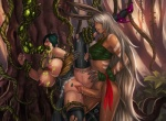 animal_humanoid bare_shoulders big_breasts black_legwear bottomless breasts choker clothed clothing cum cum_in_pussy cum_inside dark_skin dickgirl dickgirl/female duo ecoas erect_nipples eyes_closed female final_fantasy final_fantasy_x forest green_hair grey_hair hair hair_over_eye half-dressed high_heels humanoid intersex intersex/female lagomorph leg_grab legwear long_hair lulu lulu_(final_fantasy) lulu_(final_fantasy_x) mammal necklace nipples open_mouth oral outside penetration penis plant pubes purple_eyes rabbit_humanoid sex spread_legs spreading standing stockings tentacles thigh_highs torn_clothing tree vaginal vaginal_penetration video_games viera vines  Rating: Explicit Score: 4 User: my_bad_english Date: November 27, 2015